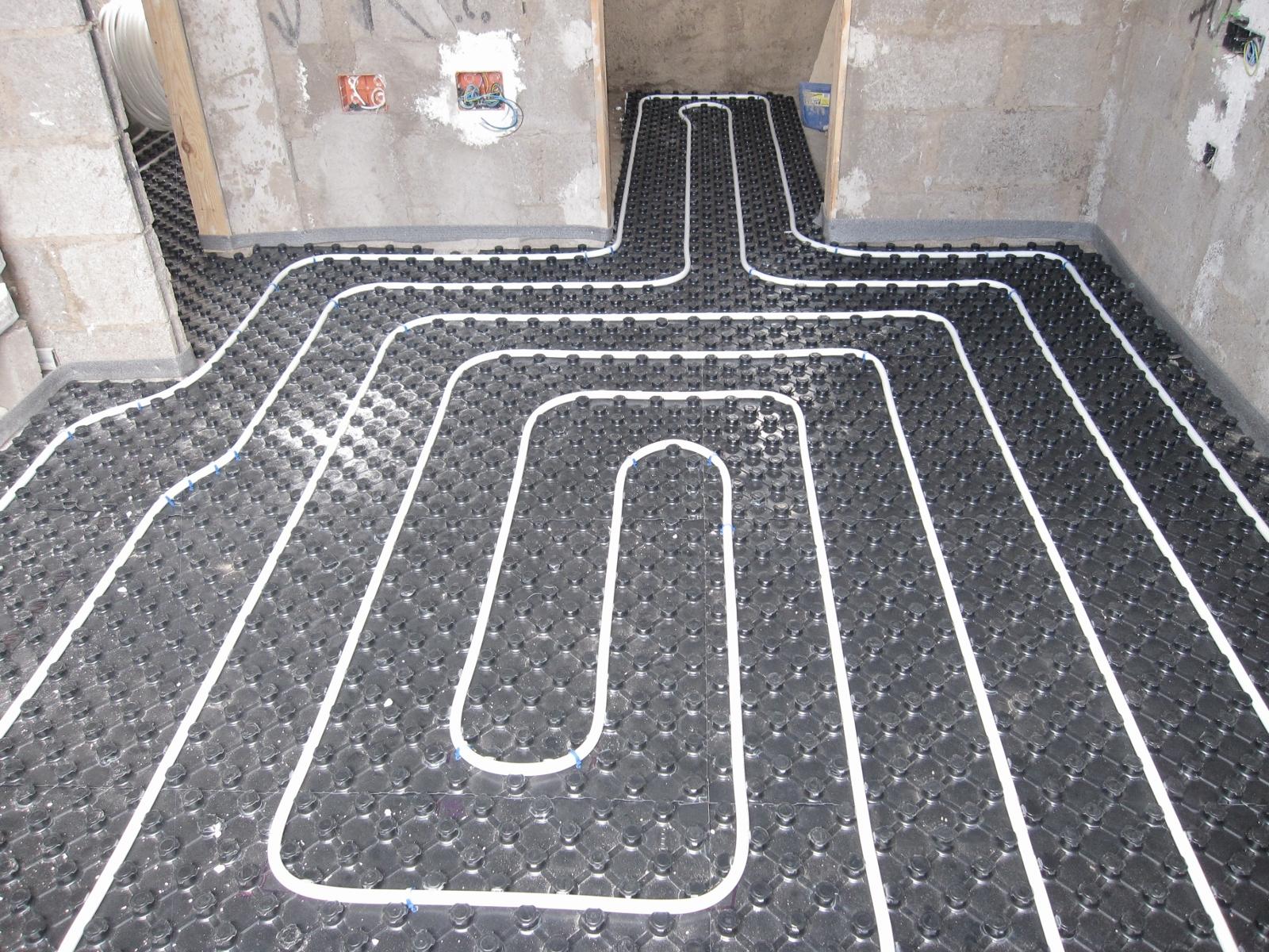 Calefacción por suelo radiante | Gastensolar